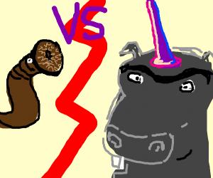 Leech VS unicorn (moto moto)
