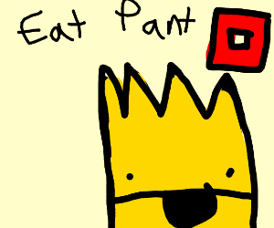 Eat pant roblox