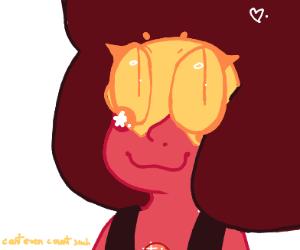 a Ruby (Steven universe)