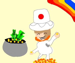 Japanese Leprechauns