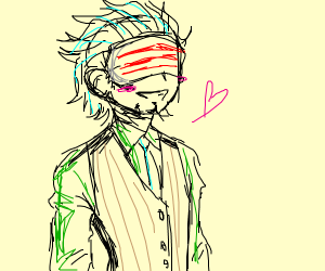 Godot from Ace Attorney