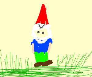 Bad gnome!