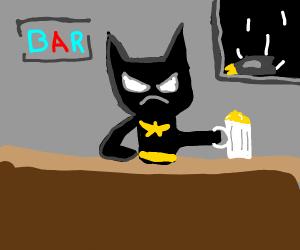Batman Bartender