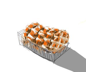 Waffles Packaging
