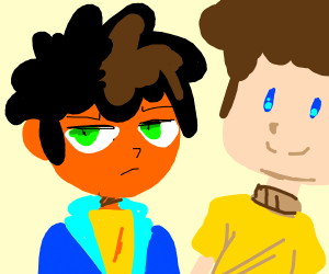 Neil and Max (Camp Camp)
