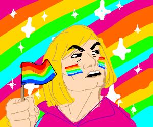 HEYYEYAAEYAAAEYAEYAA but gayer