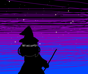 Witches in the night
