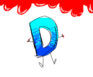 The naughty D