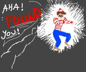 AHA! I FOUND YOU WALDO!