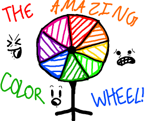 The colorwheel