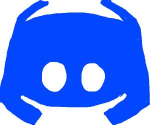 The discord logo