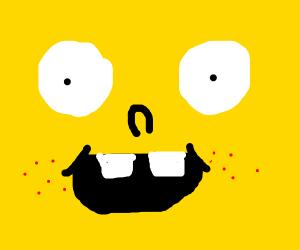its heckin spongebob. adorable!!!!!