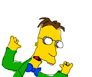 Simpsons Scientist