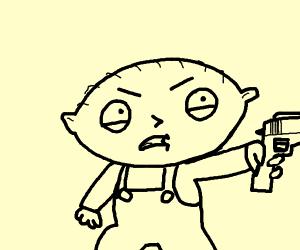 Stewie the murder