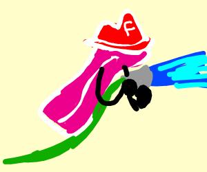Ham Firefighter