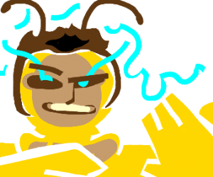 Barry Bee Benson the ultimate life form