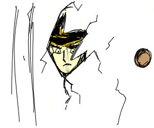 Jotaro has spotted you