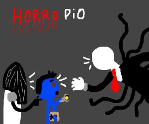 horor PIO