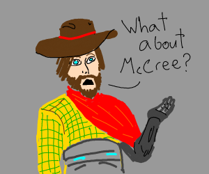 What about McCree?