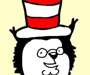 hey lois im the cat in the hat