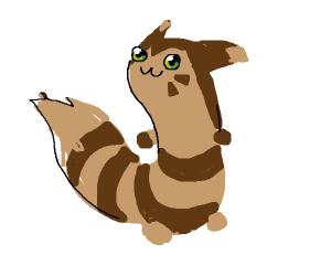 happy little Furret owo