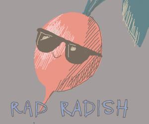 Rad Radish!
