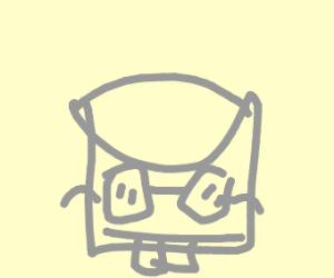 Nerdy buckeet
