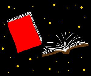 Books... IN SPAACCEEEE