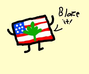 America but dank