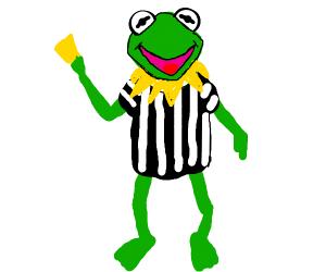 Kermit as a ref