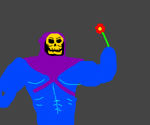 Skeletor isn't as bad as he wants you to thin