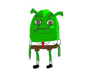 it's him, shrekbob ogrepants