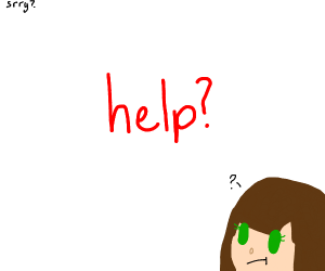 HELP.