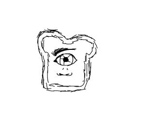 Surreal Toast