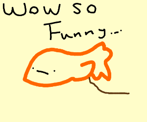 fish poops