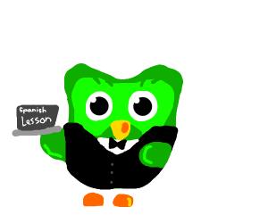 owl waiter