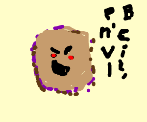Peanut Butter Jelly Evil Time