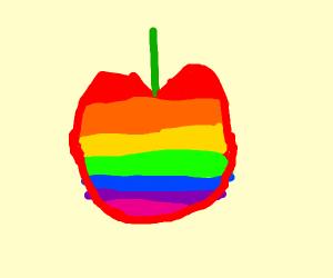Gay apple
