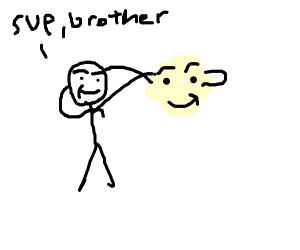 brotherly popcorn