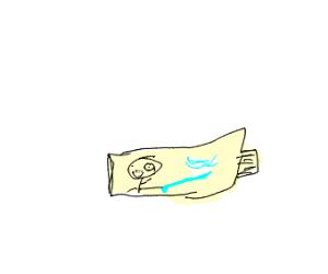 Classy toothpaste