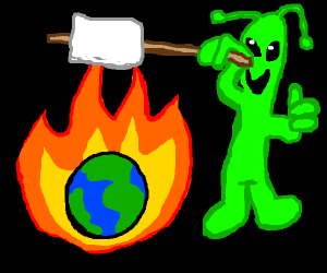 Global warming is good?