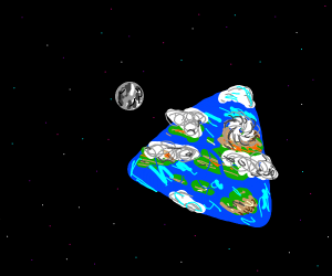 The True Shape of Earth