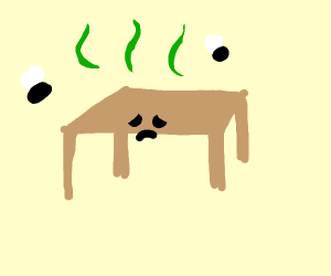 Stinky table
