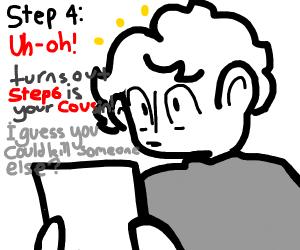 Step 3: plan against step 6