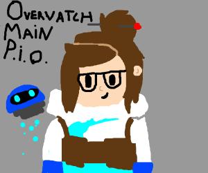Overwatch main PIO