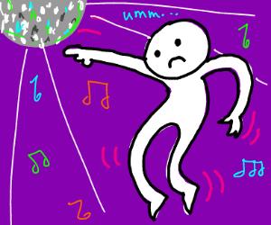 Dance ummm sad guy