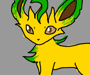 Leafeon <3