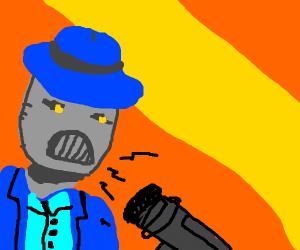 Robot Singer