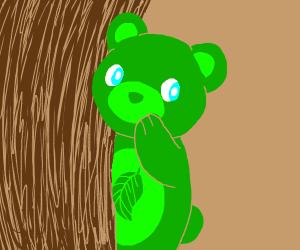 tree carebear