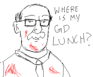where is my lunch